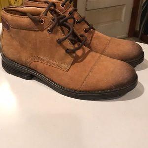 Clarks Shoes - New in box Clarks Devington men's boot size 8